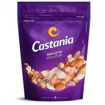 Petisco Castania Regular Mix - 300G Em Bolsa