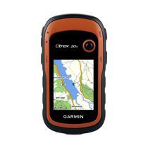 "GPS Garmin Trilha Etrex 20X / Tela 2.2"" - Laranja (010-01508-00)"