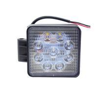 Barra LED S808 - Quadrado - 12/24V - 9 Leds