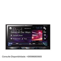 "Car/DVD Pioneer *AVH-X595BT 7"" Bluetooth c/Controle"