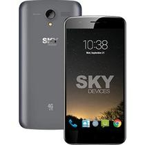 Celular Smartphone SKY Devices 5.5L Plus Gun Metal