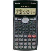 Calculadora Cientifica Casio FX-570MS 401 Funcoes Preto