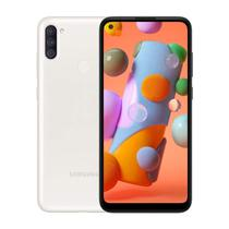 "Smartphone Samsung Galaxy A11 A115M 1 Sim Lte 6.2"" 2GB/32GB White"
