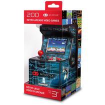Console Dreamgear Retro Arcade com 200 Jogos