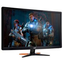 """Monitor LED de 24"""" Acer GN246HL Full HD com HDMI/VGA/DVI Bivolt - Preto"""