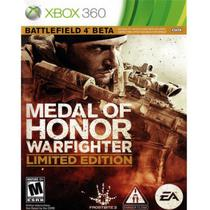 Jogo Medal Of Honor Warfighter Limited Edition Xbox 360