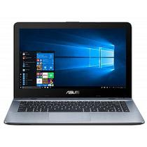 "Notebook Asus X441BA-CBA6A AMD A6-9225 2.6GHZ / 4GB / 500GB / 14.0"" HD - Windows 10 Ingles - Cinza"