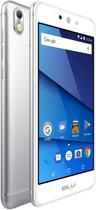 Celular Blu Grand M2 G190Q - 5.2 Polegadas - Dual-Sim - 8GB - 3G - Prata