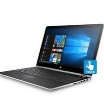 "Notebook HP Pavilion X360 15-BR160CL i7-8550U 1.8GHZ / 16GB / 1TB / 15.6"" Full HD Ips Touch Screen / Placa de Video Radeon 530 2GB - Windows 10 Ingles - Prata"
