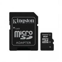 Cartão de Memória King/ M.SD/ 2X1/ 8GB/ HC/ CLA4