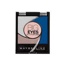 Sombra Maybelline Big Eyes Luminous Blue