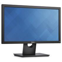 """Monitor Dell 19.5"""" E2016H LED / HD / VGA - Preto"""
