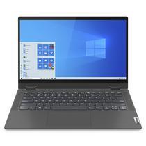 "Notebook Lenovo Ideapad Flex 5 14ARE05 14"" AMD Ryzen 3 4300U - Cinza"