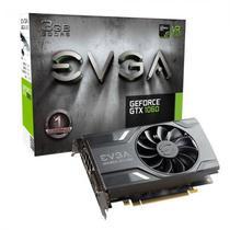 Placa de Vídeo EVGA Geforce GTX 1060 03G-P4-6162-KR 3GB