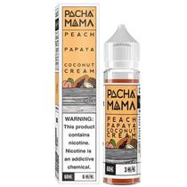 e-Liquido Charlie's Pacha Mama - Peach Papaya Coconut Cream, 03MG, 60ML