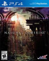 Jogo PS4 Natural Doctrine
