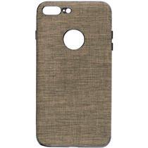 Case iPhone 7/8+ Wesdar - Marrom/Preto