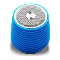 Som Portatil Bluetooth Super Villain Hurricane DS-1116 - Azul