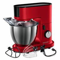 Batedeira Black+Decker MX20356 700W/220V com 8 Velocidades - Vermelha