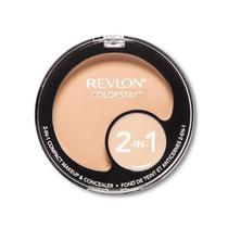 Revlon Colorstay 2EM1 Po Compacto + Corretivo Sand Beige (180)