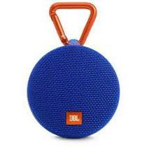 Caixa de Som JBL Clip 2 Mini Bluetooth Blue