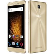 "Smartphone Blu Vivo XL2 Dual Sim Lte 5.5"" HD 32GB/3GB Cam 13MP/8MP Dourado"