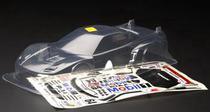Hpi Racing Honda NSX GT Clear Body 200MM 7483