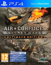 Air Conflicts Secret Wars Ultim. Edition PS4