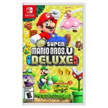 Jogo Switch Super Mario Bros. U Deluxe