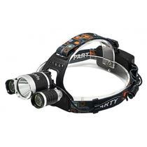 Lanterna de Cabeca Quanta QTLDC43 - 10W - LED