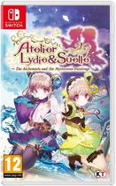 Jogo Atelier Lydie & Suelle: The Alchemists And The Mysterious Paintings - Nintendo Switch