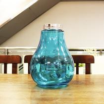 Vaso Decorativo Light Azul