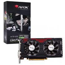 Placa de Vídeo Afox Nvidia Geforce GTX1060 AF1060-6144D5H4 6GB GDDR5/ 1506MHZ/ HDMI/ Displayport/ DVI