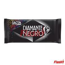 Barra Chocolate Lacta Diamante Negro 150G
