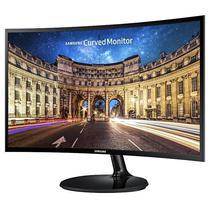 """Monitor Curvo Samsung C24F390FHL 24"""" - Preto"""
