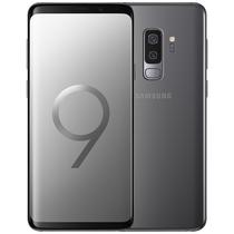 Smartphone Samsung Galaxy S9+ Plus SM-G9650 64GB Dual Sim 6.2DUAL Cam.12MP+8MP - Cinza