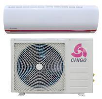 Ar Condicionado Split Chigo 12000BTU 220/60HZ Quente/Frio