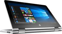 """Netbook HP Pavilion X360 11M-AD113DX Pentium N5000 1.1GHZ 4GB/ 500GB/ Cam/ 11.6""""HD Ips/ Touch/ Tablet/ Ingles/ Silver"""