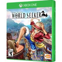 Jogo One Piece World Seeker Xbox One