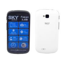 Celular SKY Fuego 3.5M White
