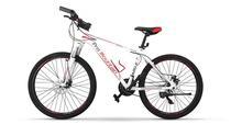 "Pro-Mountain Bike ""26-19"" PM350 White"