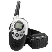 Coleira Eletronica M613 para Adestramento de Cachorro com Controle - Preto