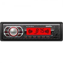Toca Radio Napoli NPL-7264 USB / Cartao SD / MP3