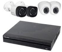 Kit CCTV Visionbras VB-HDCVI4700KIT 4CANAIS