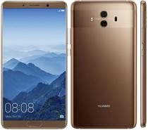 "Smartphone Huawei Mate 10 4GB/64GB Lte Dual Sim Tela 5.9"" Cam.12/20MP+8MP-Marrom"