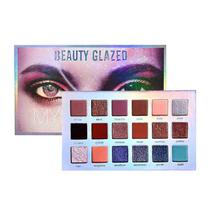 Beauty Glazed Mysterious Shadows Palette B73 (18 Cores)
