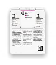 Tinta HP Latex 881 Magenta (CR332A) 5-Litros@............