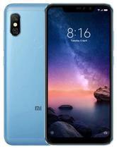 """Smartphone Xiaomi Redmi Note Pro 6 3GB/32GB Lte Dual Sim 6.26"""" Cam.12/5MP+ 20/2MP - Azul"""