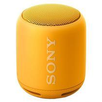 Caixa de Som Sony Portatil SRS-XB10 Bluetooth Amarelo