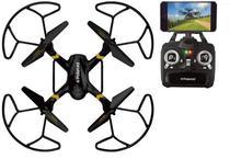 Drone Polaroid PL1200 - Camera 480P - Preto